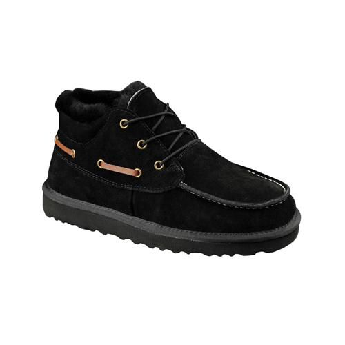 Купить UGG David Beckham Boots Black-Brown в Украине