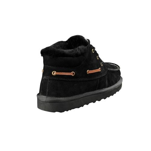 UGG David Beckham Boots Black-Brown