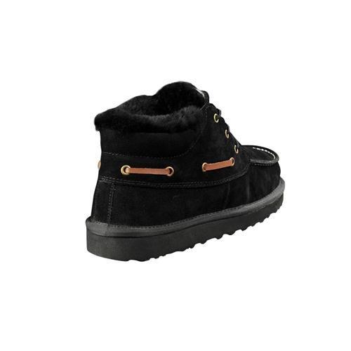 UGG David Beckham Boots Black-Brown