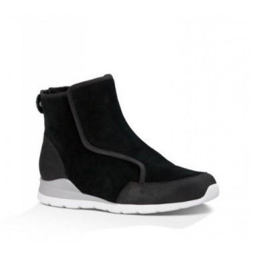 Купить UGG ботинки Laurelle Черные в Украине