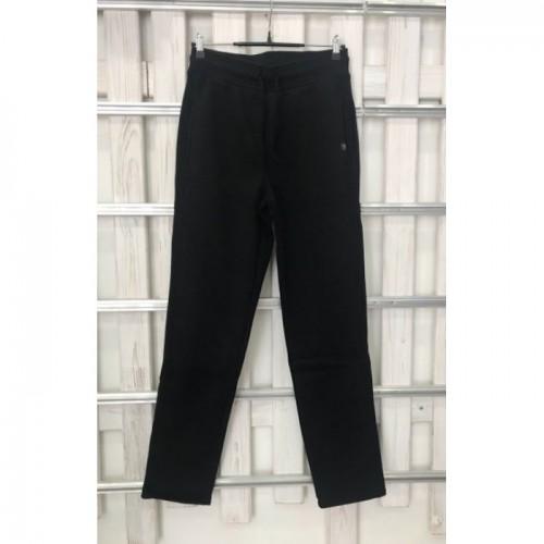 Купить Мужские брюки UGG Australia черные с черными лампасами в Украине