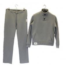 Мужской костюм UGG Australia теплый Светло-серый