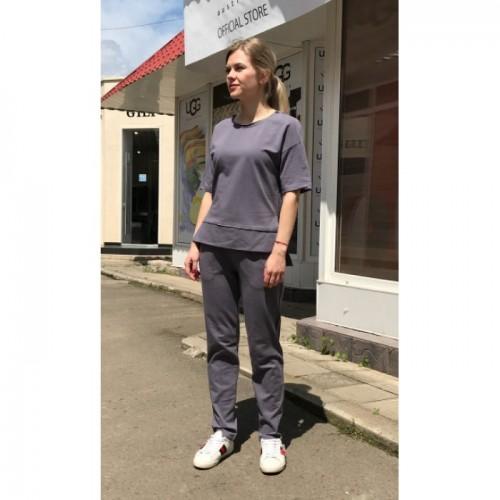 Купить Женский костюм Colors of California Серый в Украине