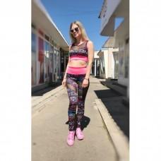 Купить Женский спортивный костюм для фитнеса Colors of California в Украине