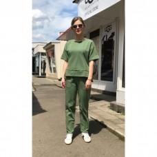 Купить Женский костюм Colors of California Хаки в Украине