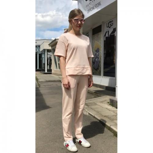 Купить Женский костюм Colors of California Персиковый в Украине