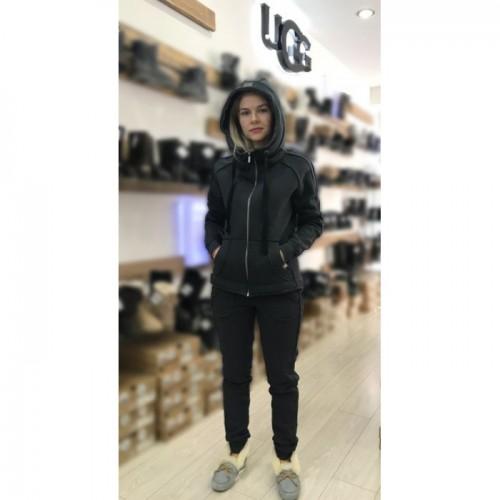 Купить Теплый костюм UGG Australia Zip Merino Gray Серый на молнии в Украине