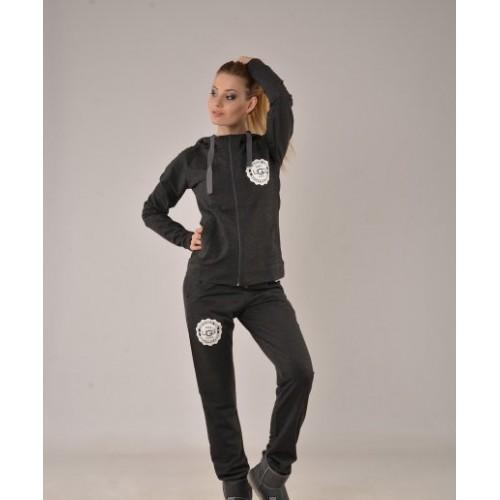 Купить Женские брюки UGG Australia темно-серый в Украине