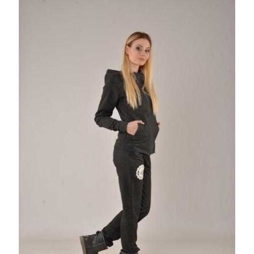 Женские брюки UGG Australia темно-серый