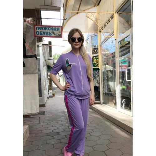 Купить Женский костюм UGG Australia Colors of California Сиреневый в Украине