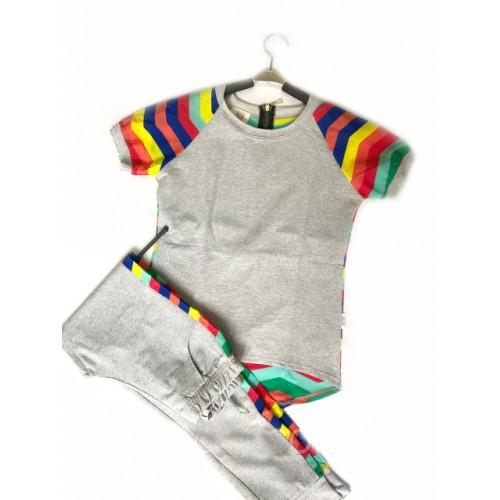 Купить Женский костюм UGG Australia Colors of California Светло-серый в Украине