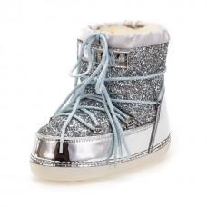 Купить Луноходы-сноубутсы Сhiara Ferragni Silver в Украине