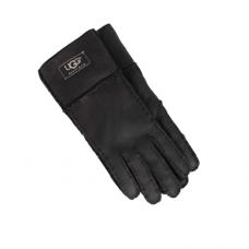Купить Перчатки UGG Sheepskin Black Gloves в Украине