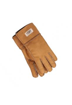 Перчатки UGG Sheepskin Chestnut Gloves