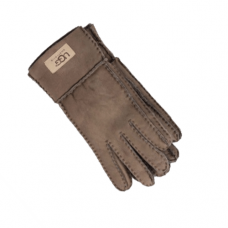 UGG Sheepskin Chocolate Gloves