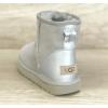 Купить UGG Classic Mini II Metallic Dusk Grey в Украине