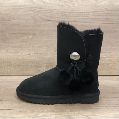 Купить UGG Puff Black в Украине