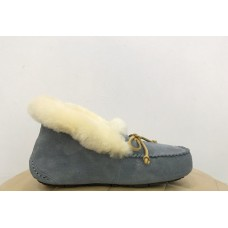 Мокасины UGG Australia Alena High Gray