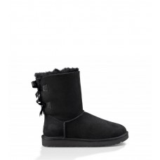 Купить UGG Bailey Bow Black в Украине