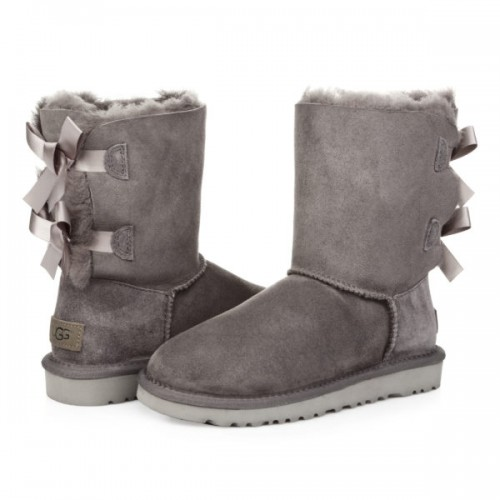 UGG BAILEY BOW Gray