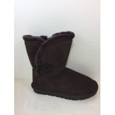 Купить UGG Mid Bailey Button Brown в Украине