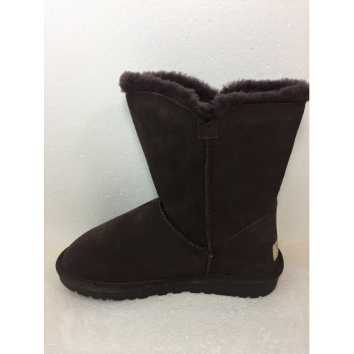 UGG Mid Bailey Button Brown