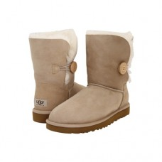 Купить UGG Bailey Button Sand в Украине