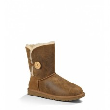 Купить UGG BAILEY BUTTON BOMBER CHESTNUT в Украине
