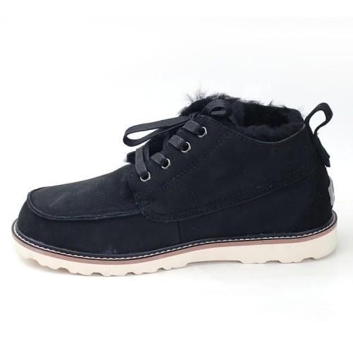 Купить UGG David Beckham Boots Black 2 в Украине