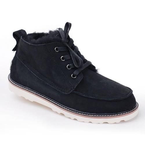 UGG David Beckham Boots Black 2