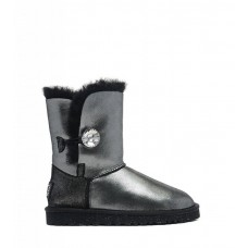 Купить UGG Bailey Button I DO Black II  в Украине