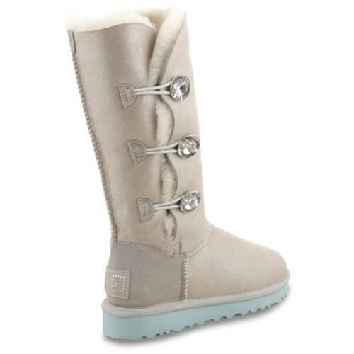 UGG Bailey Button Triplet Bling I DO II