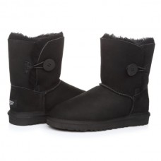 Купить UGG Bailey Button Black в Украине