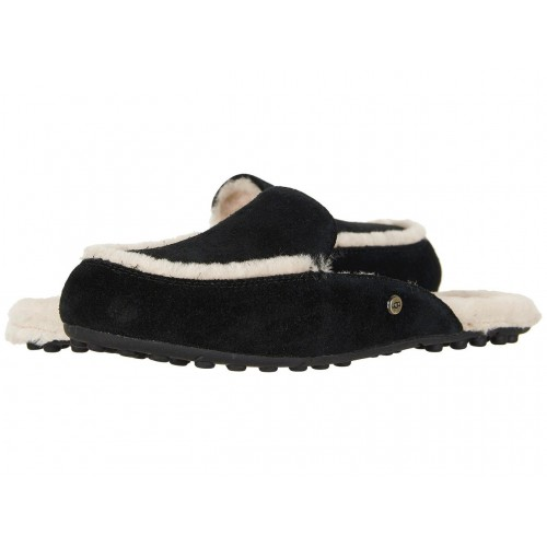 Купить Сабо UGG Lane Slip On Loafer Black в Украине