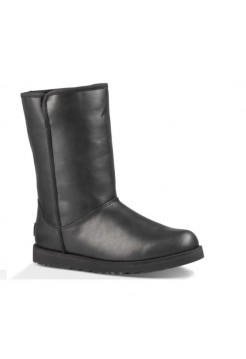 Купить UGG Michelle Leather Black В Украине