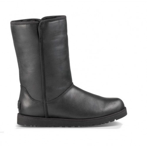 UGG Michelle Leather Black