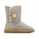 UGG Mid Bailey Button Light Grey