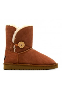 UGG Mid Bailey Button Chestnut