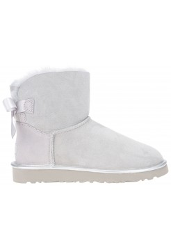 Купить UGG Mini Bailey Bow II Metallic Gys В Украине
