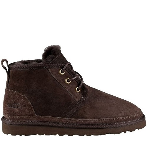 Купить UGG Neumel Dark Brown в Украине