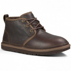 Купить UGG Neumel Leather Brown в Украине