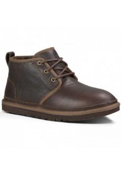 Купить UGG Neumel Leather Brown В Украине