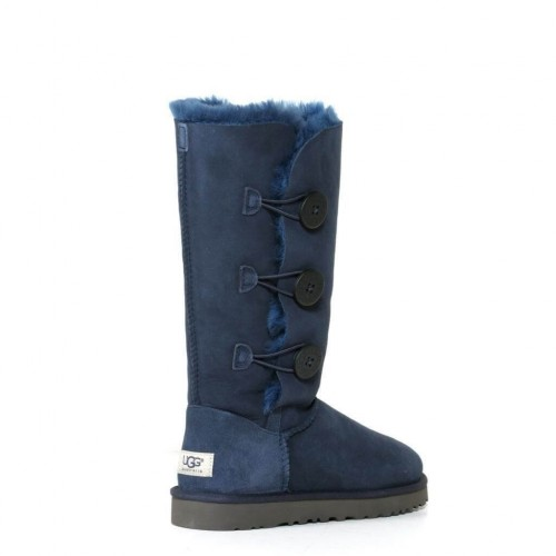 UGG Bailey Button Triplet Navy II