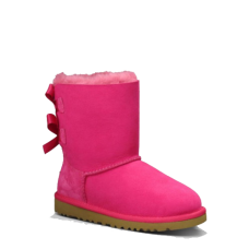 Детские угги Ugg Kids Bailey Bow Cerise