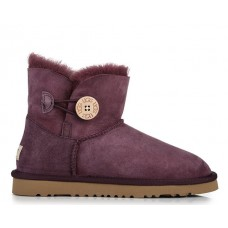 UGG Bailey Button Mini Lavender