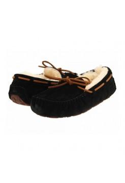 Мокасины UGG Dakota Slippers черные