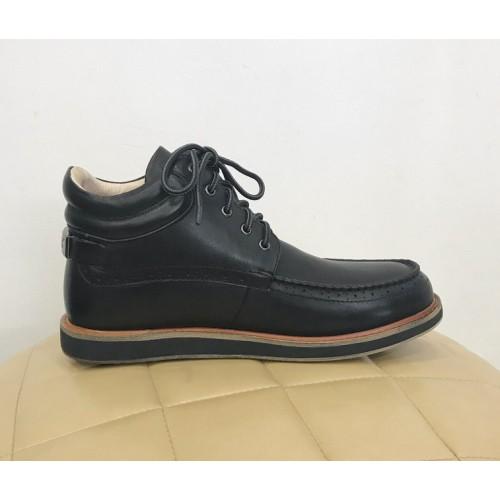 Купить UGG Mugnusson Leather Black в Украине