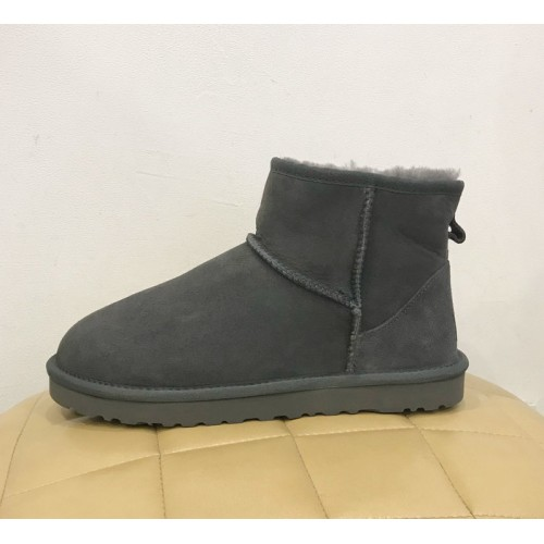 UGG Classic Mini Men Dark Grey