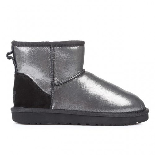 Купить UGG Australia Classic Mini Black Clouds в Украине