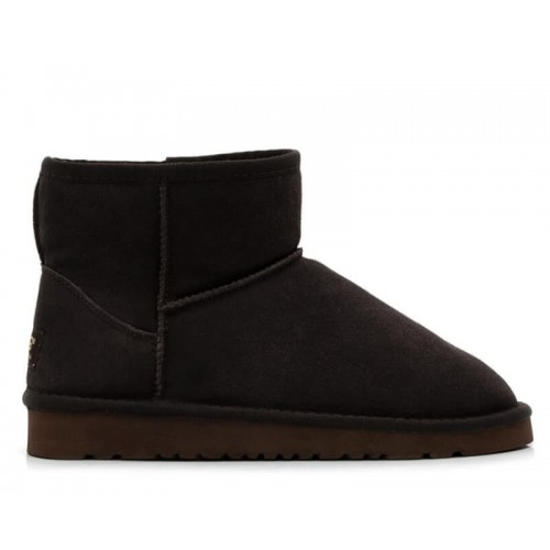Купить UGG Classic Mini Low Brown в Украине